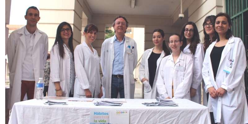 Endocrinos y nutricionistas del General de Valencia