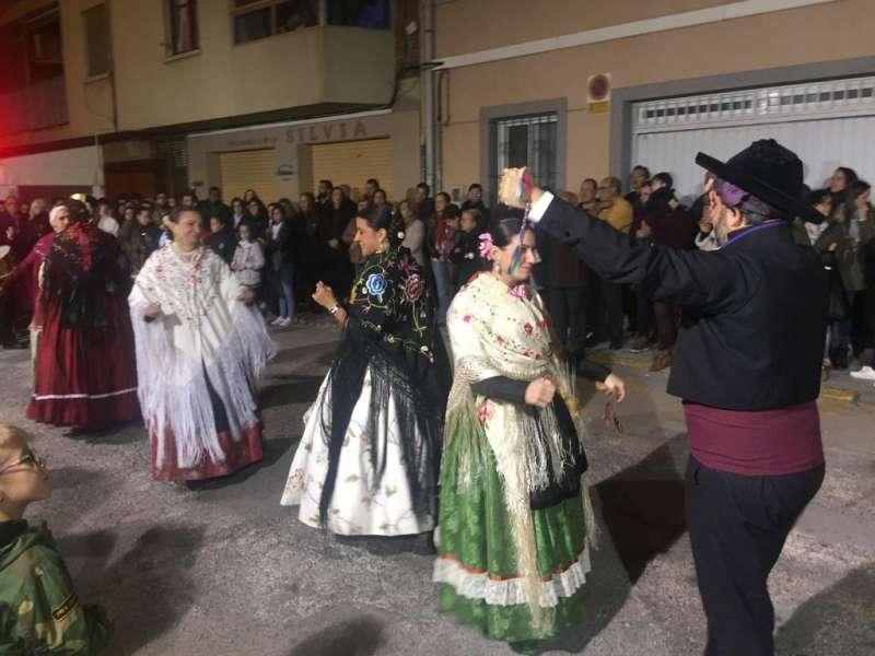Acte de la setmana cultural de Eduardo Merello. EPDA