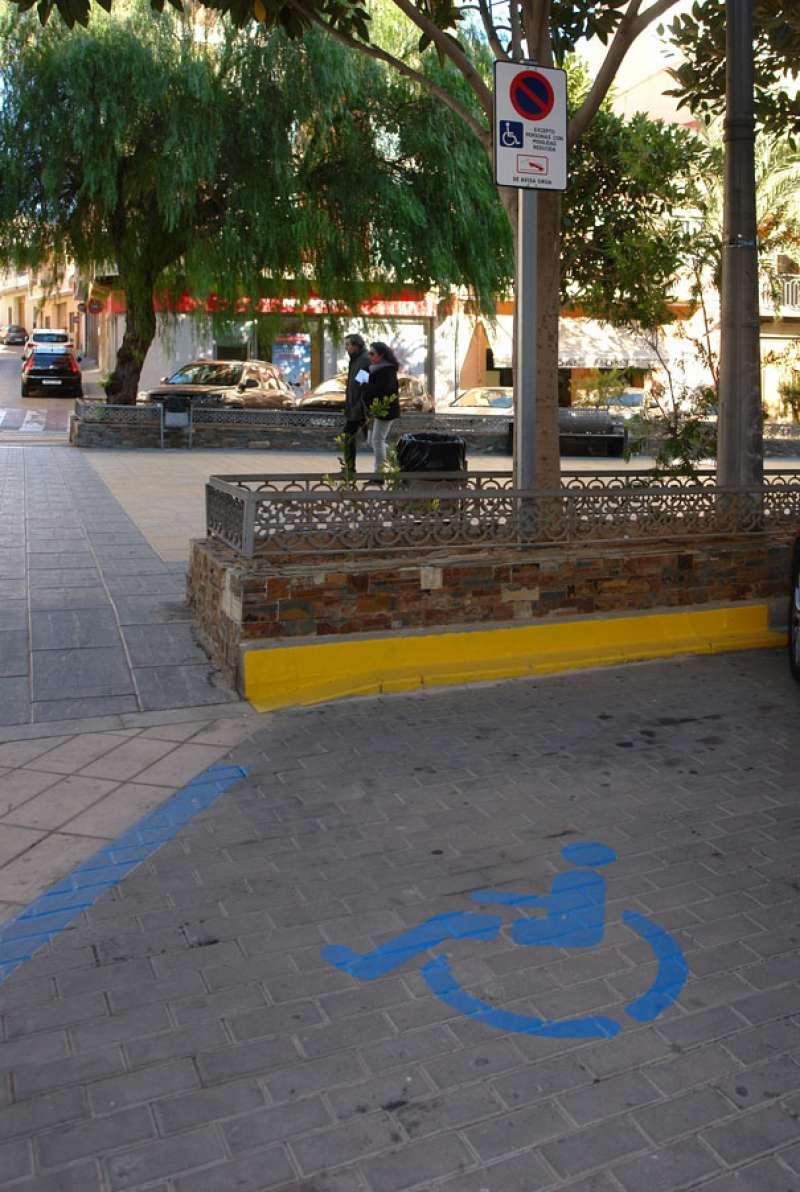Plazas adaptadas