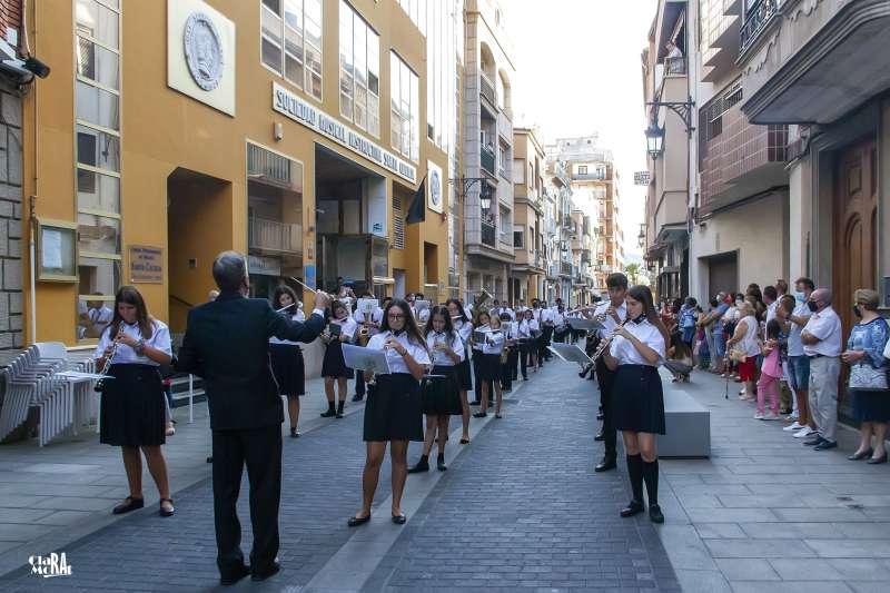 Desfile de la Banda Juvenil