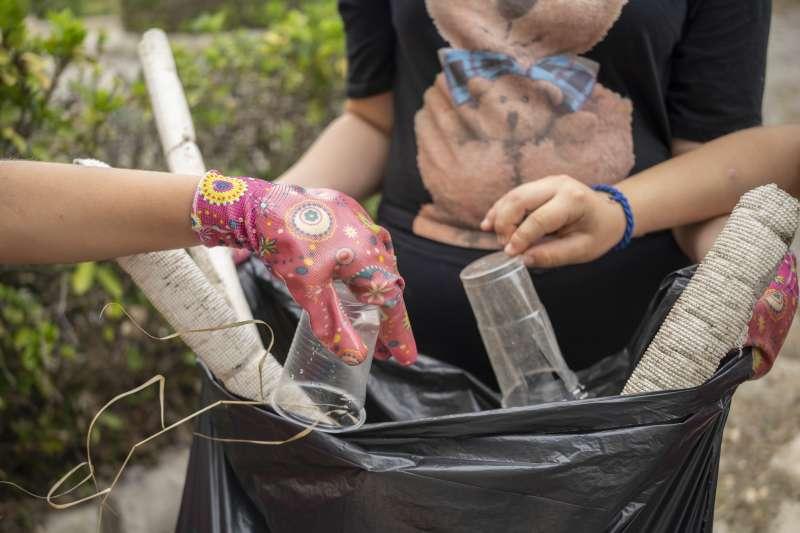 Residus plàstics./EPDA