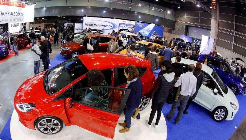 Feria del automóvil de València. EPDA