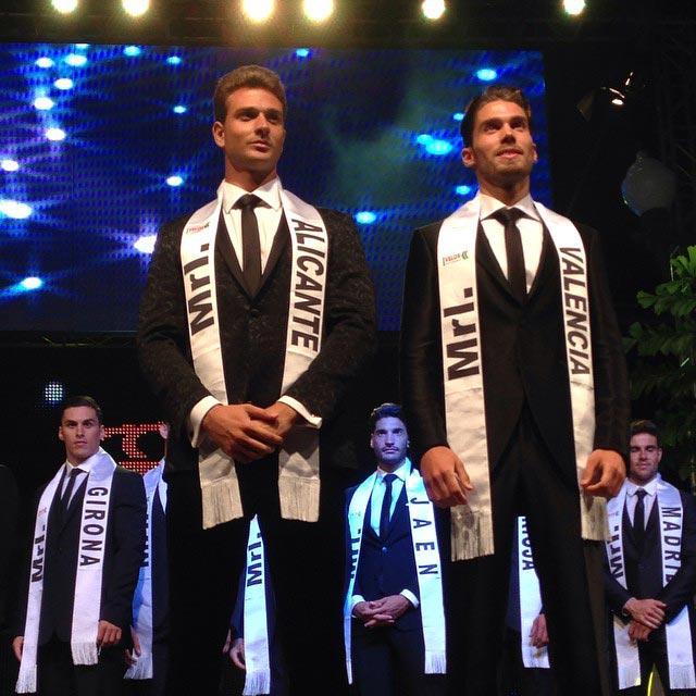 David Roc y José de Haro, triunfadores en Tenerife. FOTO EPDA