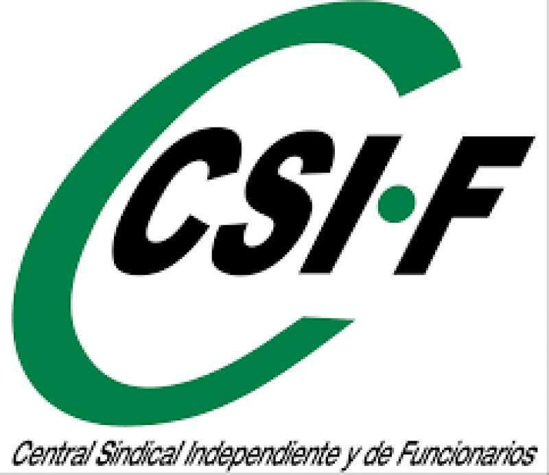 Logo CSIF./EPDA
