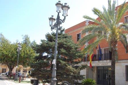 Ayuntamiento de El Puig. Foto: EPDA.