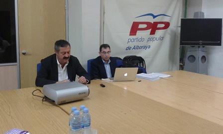 El presidente del pp de alboraya manuel lvaro ha for Juzgado de moncada