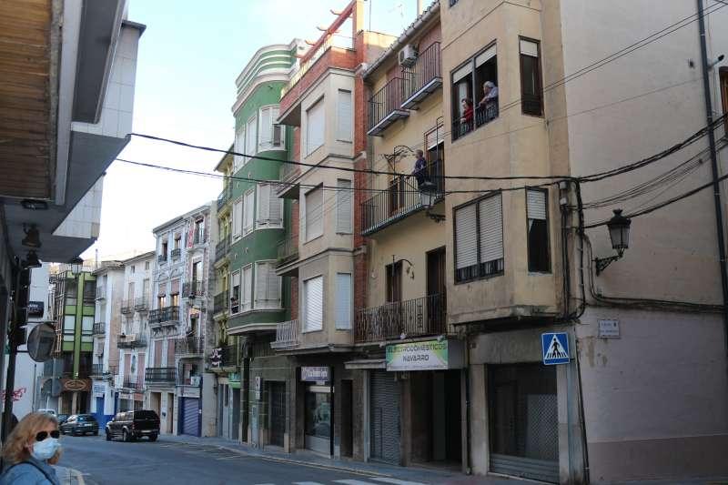 Calle Colón de Segorbe