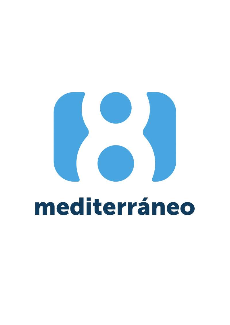 Nuevo logo de La Ocho Mediterráneo.