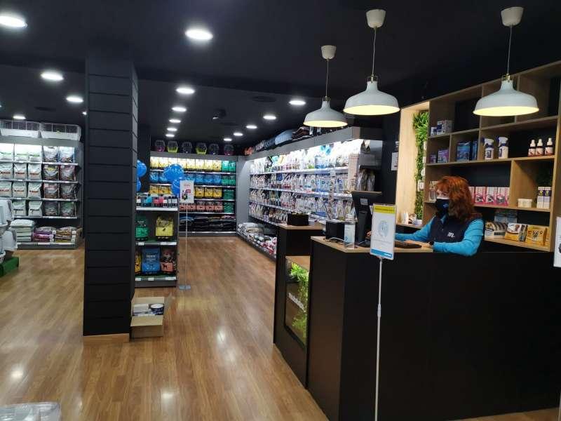 Apertura de la tienda en Alicante / EPDA