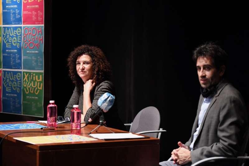 Presentación de la programación en Alicante.