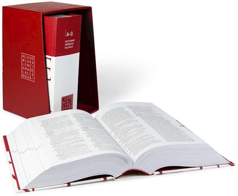 Diccionari Normatiu, publicado por la Acadèmia Valenciana de la Llengua.