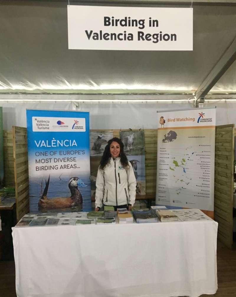 Turismo ornitológico de la Comunitat Valenciana en Austria./epda