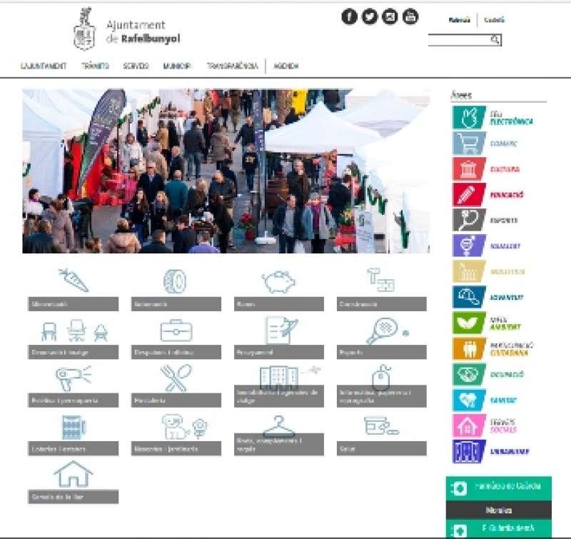 Guía comercial de Rafelbunyol. EPDA