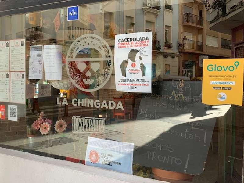 La Chingada.