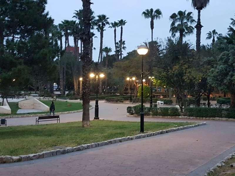 El parc de l