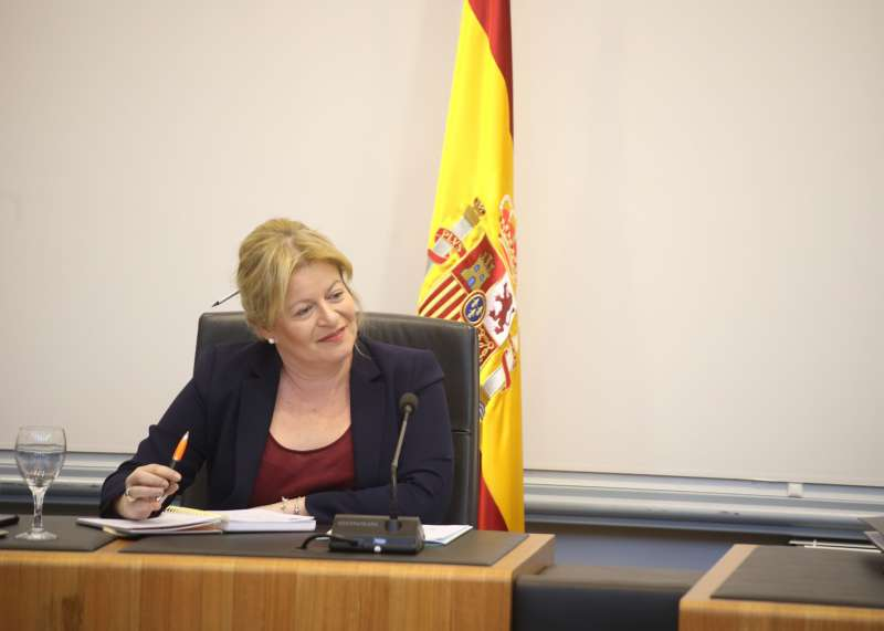 Ana Serna, vicepresidenta de la Diputación