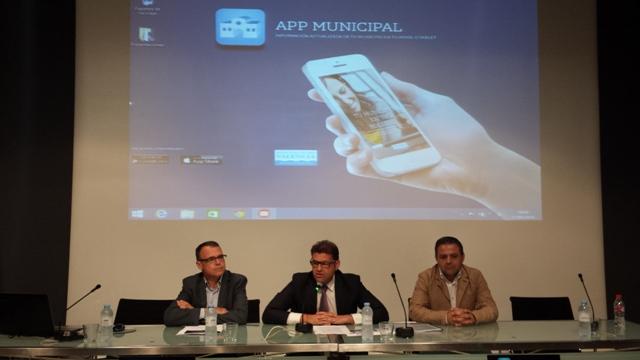 Imagen del acto de presentación del proyecto. FOTO: DIVAL