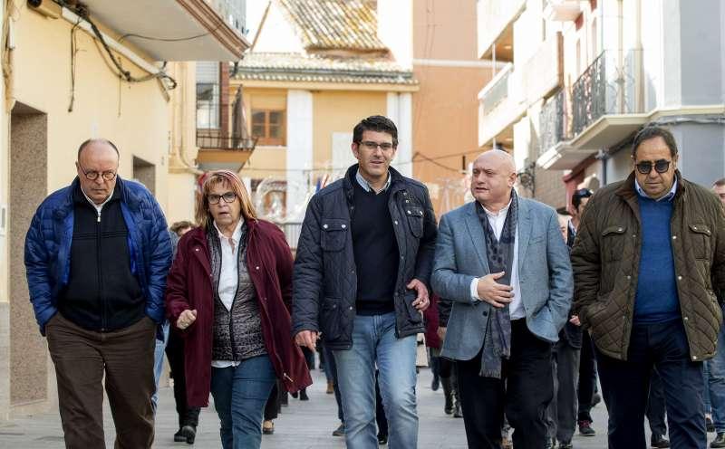 Benimodo renova el Parc de Sant Felip com a punt de trobada del seu teixit social amb ajuda de la Diputació.