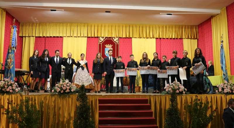 Los nuevos músicos recibieron los diplomas
