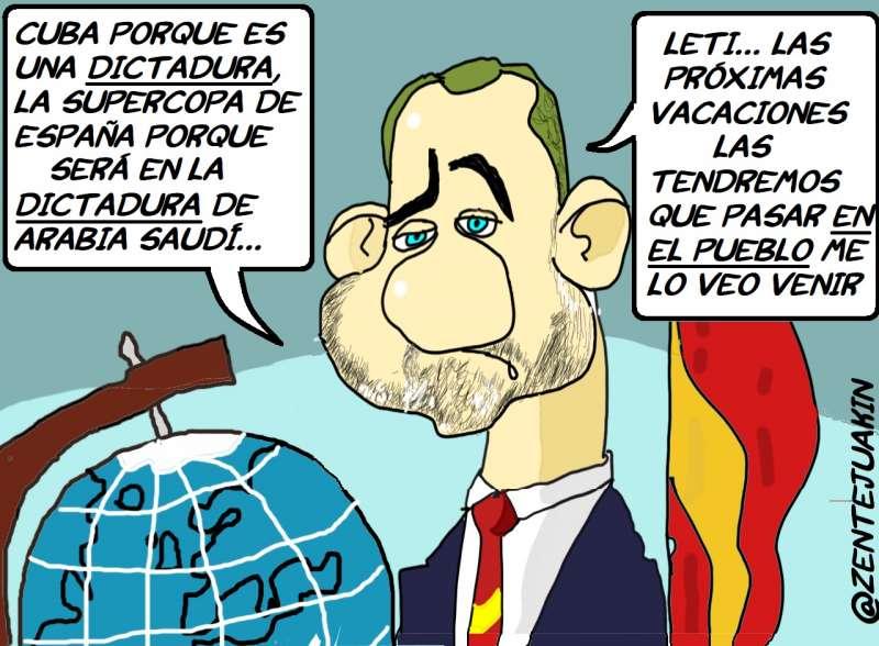 Viñeta García Nebot. -EPDA