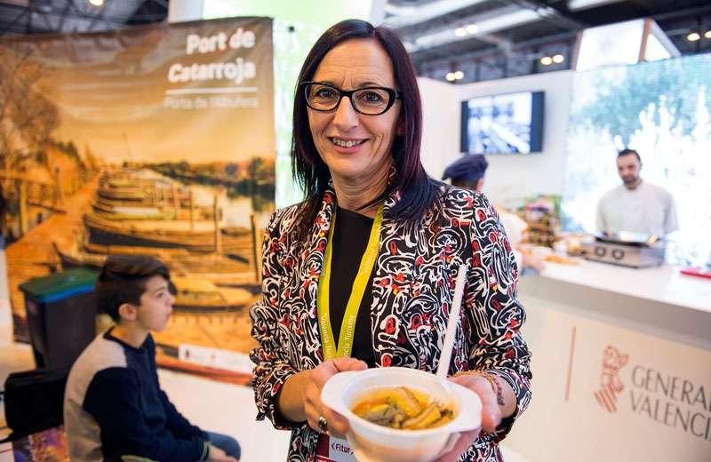 Maria Josep Amigó, vicepresidenta de la Diputació de València