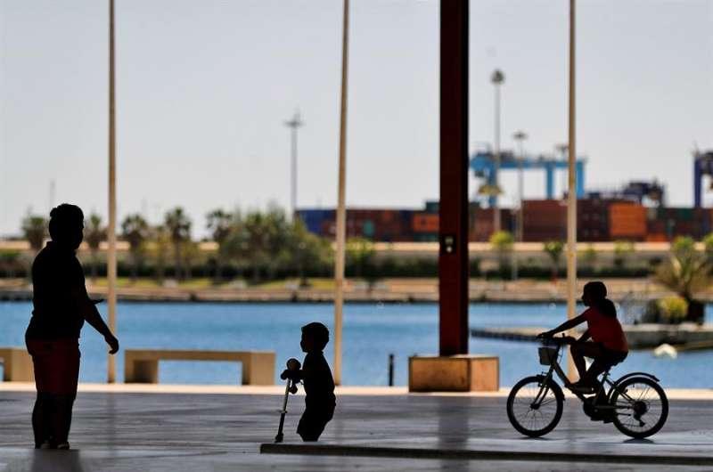 Imagen de archivo de la marina de València. EFE