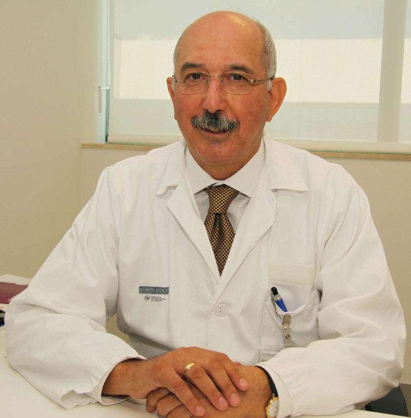 Doctor Miguel Ángel Sanz. EPDA