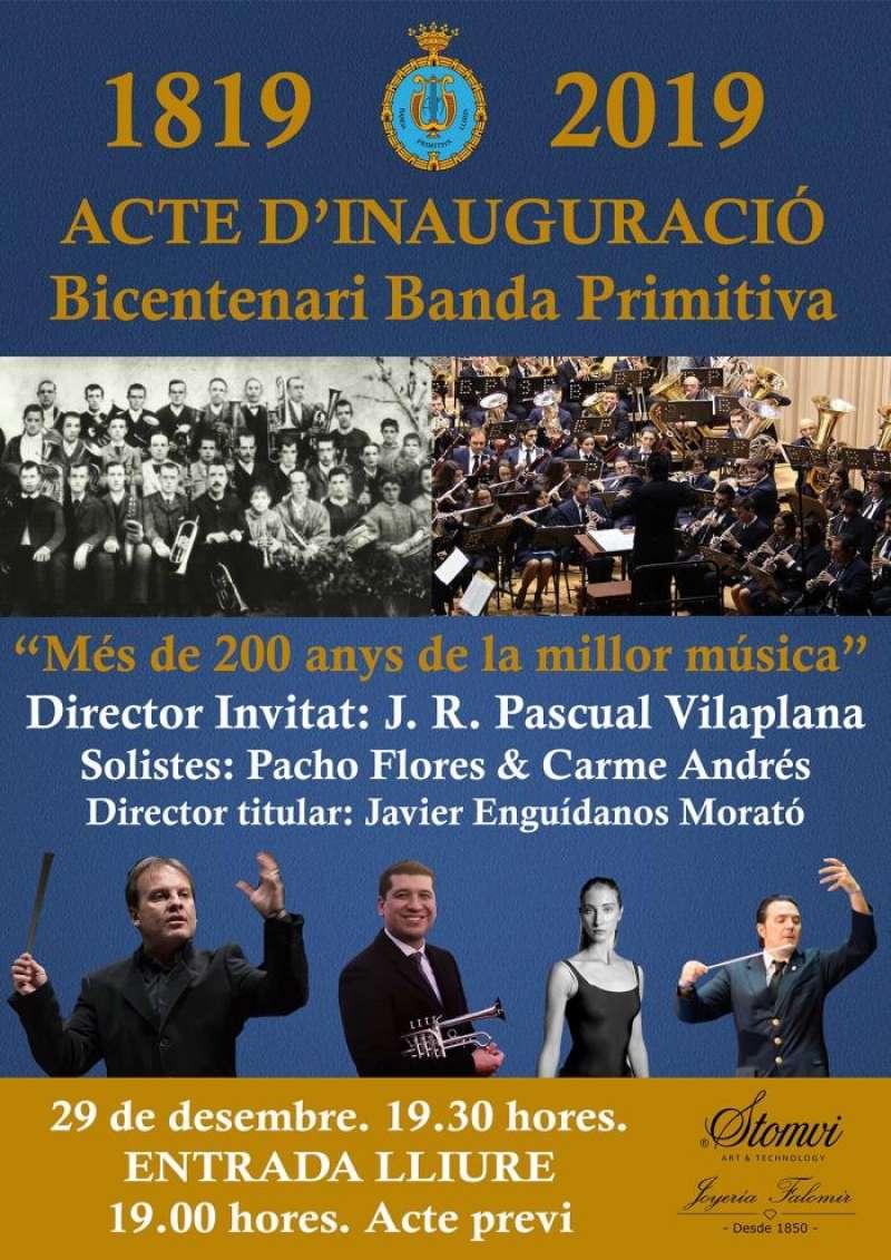 Cartel del concierto del próximo sábado. EFE