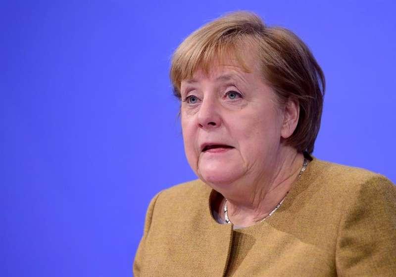 Angela Merkel. EFE