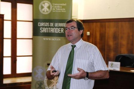 El catedrático de Organización de Empresas de la Universidad Politécnica de Madrid (UPM) Antonio Hidalgo. Foto EPDA