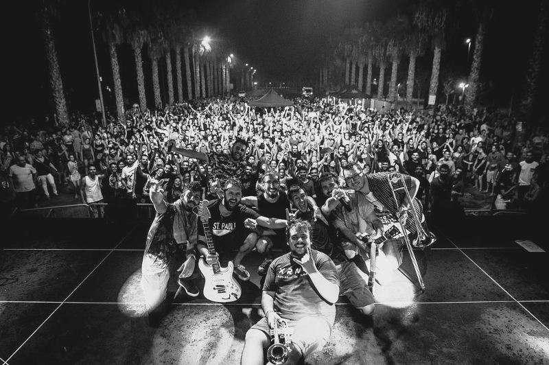 Lleno total en el Cinturó Jove Fest 2017 de Aldaia. EPDA