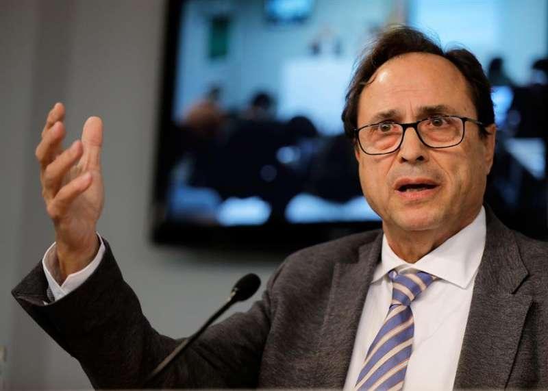 El conseller Vicent Soler. EFE