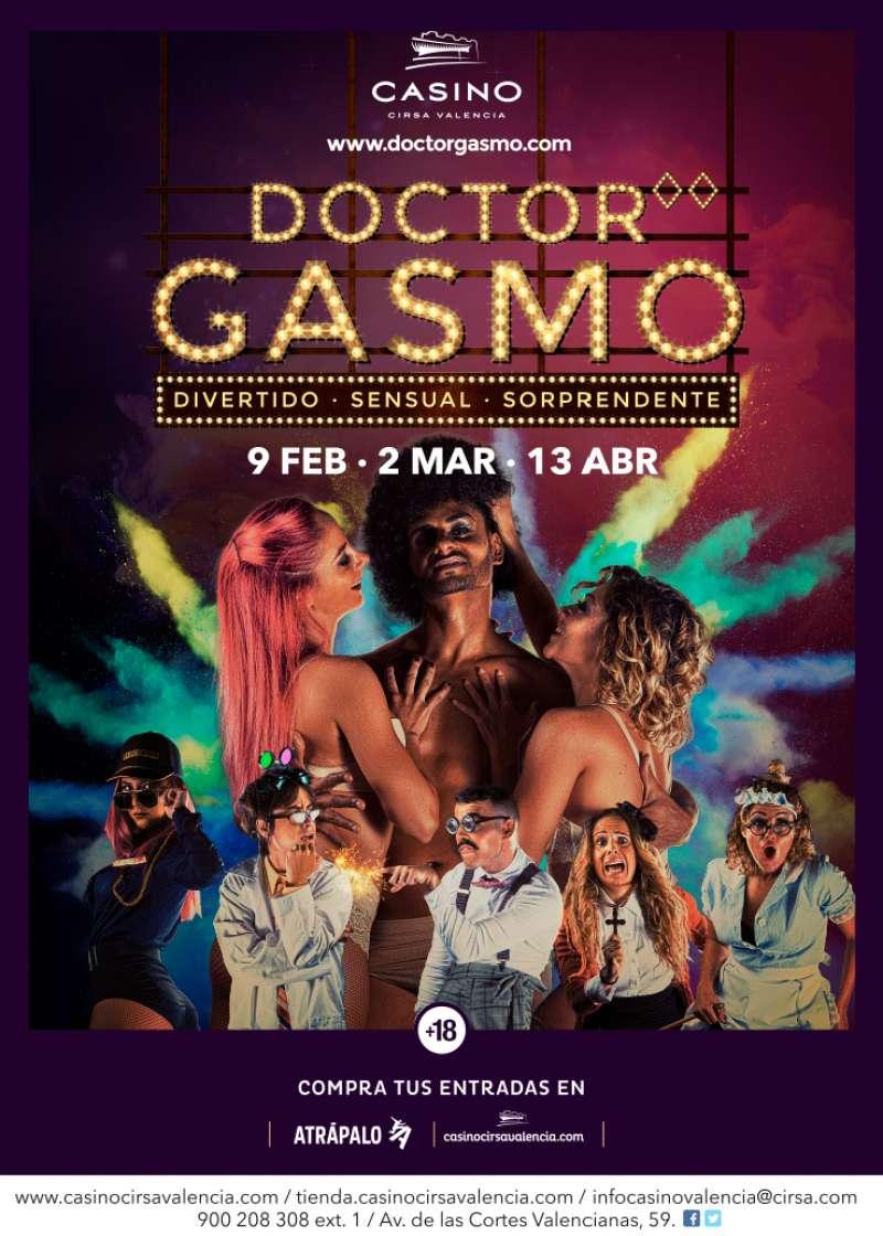Doctor gasmo es el show del que todo el mundo hablar esta for Gasmo