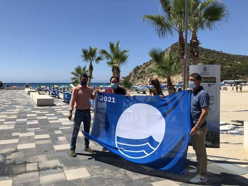 Bandera azul/EPDA