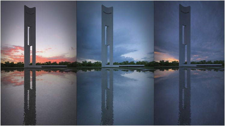 La Torre Eólica que se presenta el jueves 22 de marzo. FOTO EPDA