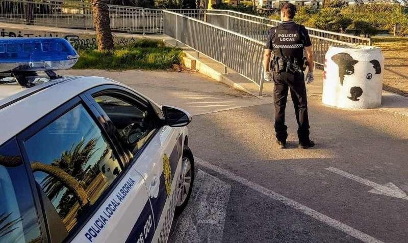Policía Local de Alboraya