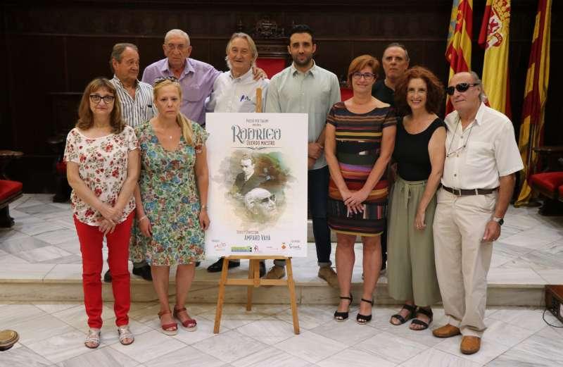 Passió per Sagunt estrenará Rodrigo, querido maestro en el festival Sagunt a Escena