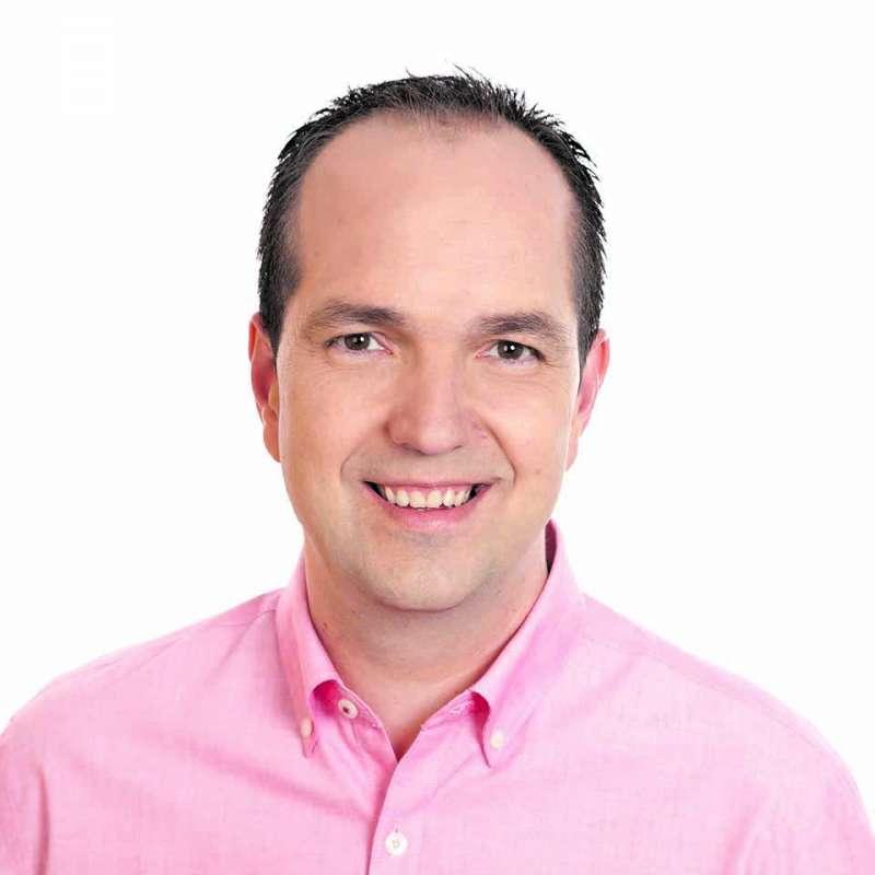 Alcalde de Aldaia, Guillermo Luján. EPDA