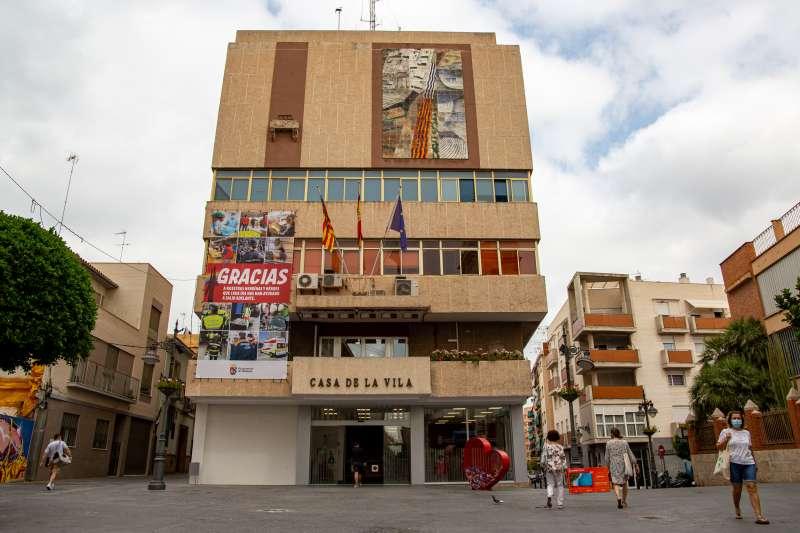 El Ayuntamiento de Mislata. EPDA