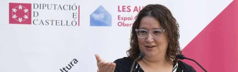 La diputada provincial Ruth Sanz. EPDA