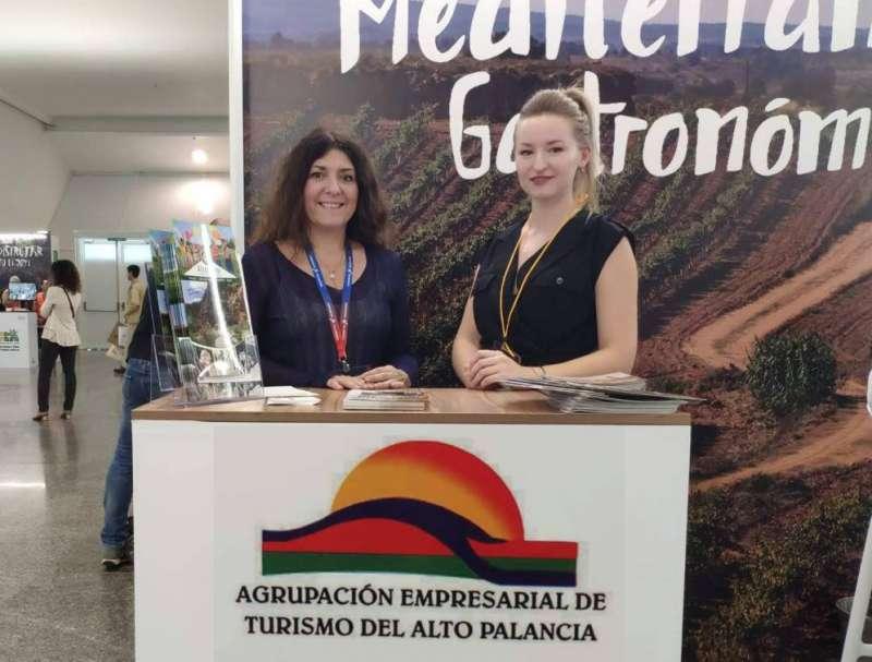 Stand de la Agrupación de Empresarios de Turismo