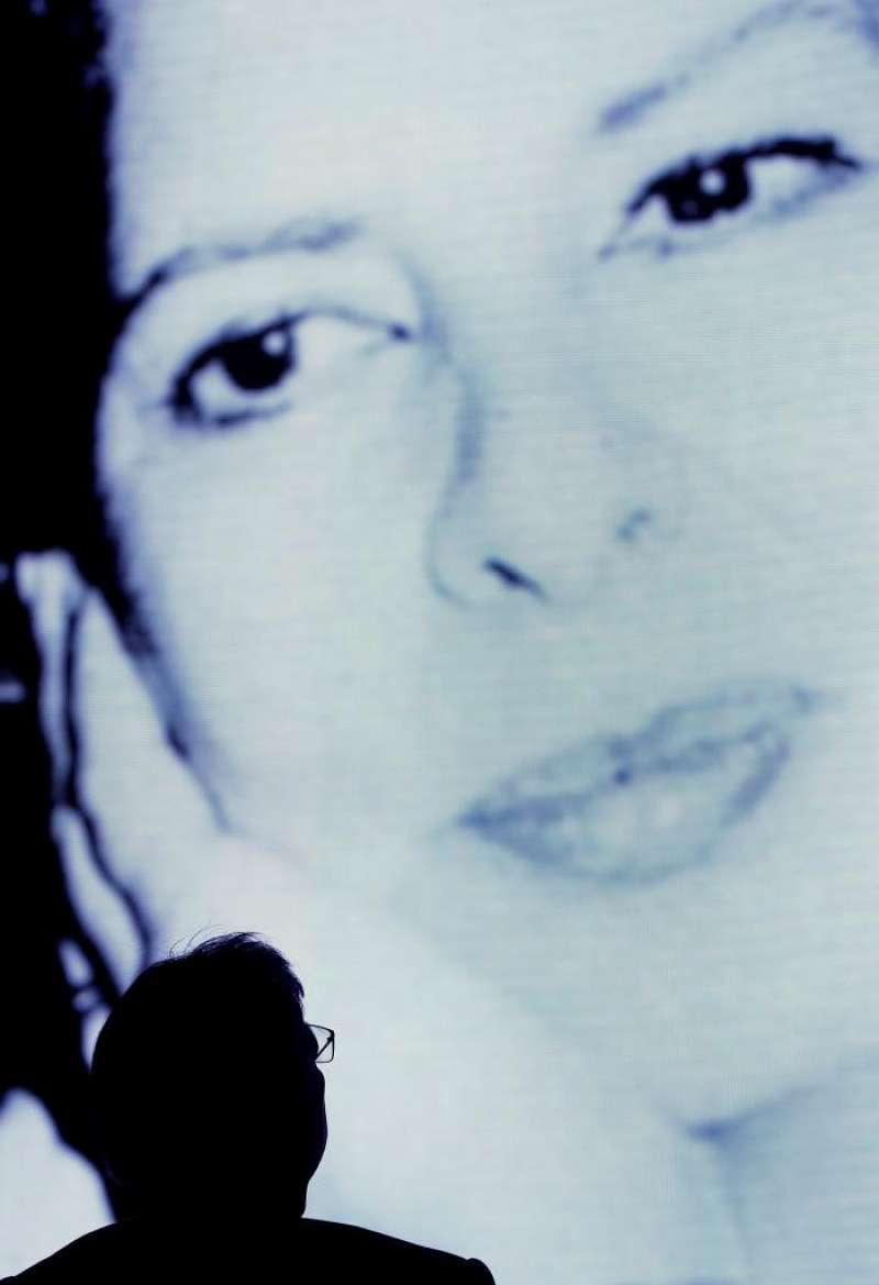 Imagen de la exministra Carmen Alborch en un acto de homenaje. EFE
