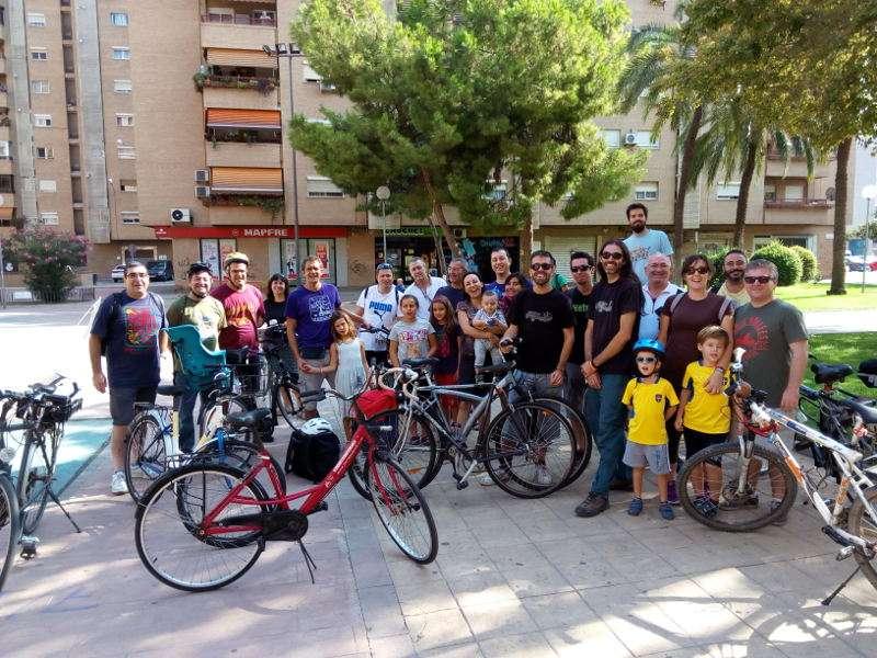 Setmana de la mobilitat de Xirivella. EPDA