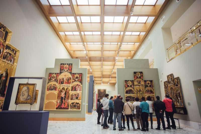 Museo de Bellas Artes. GVA