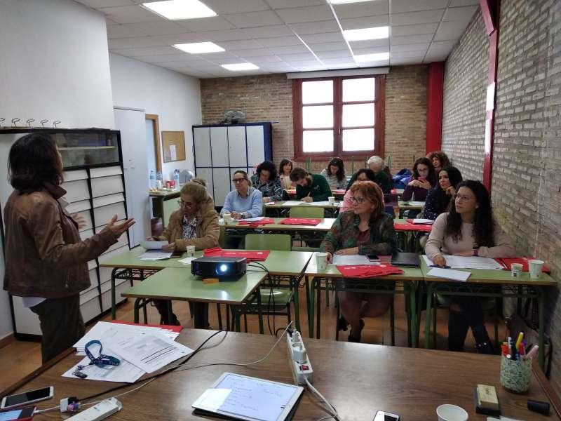 Persones participants del taller