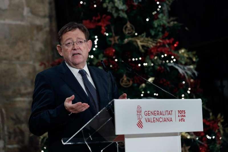 El president de la Generalitat, Ximo Puig / EFE