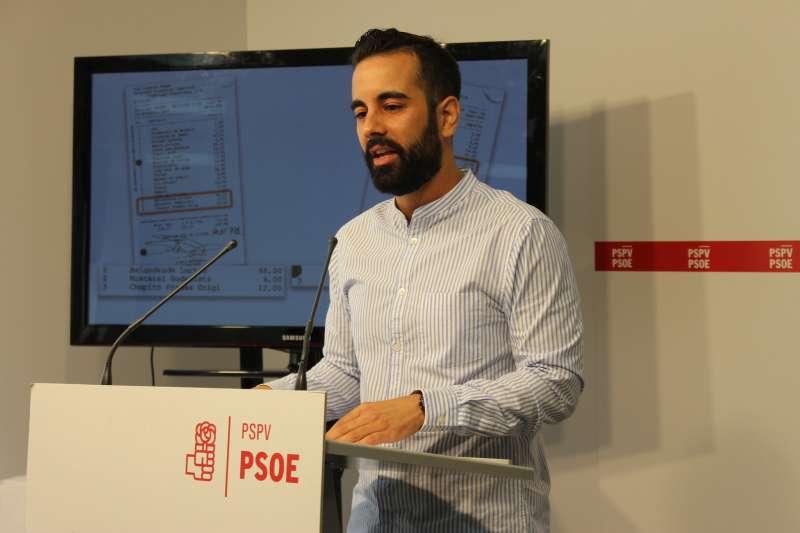 El PSPV critica las estrategias del PP de Isabel Bonig.