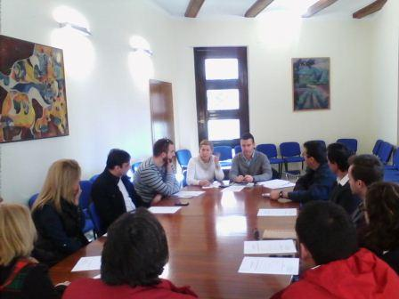 Reunión para preparar la IV Ruta de la Tapa Ciudad Segorbe.