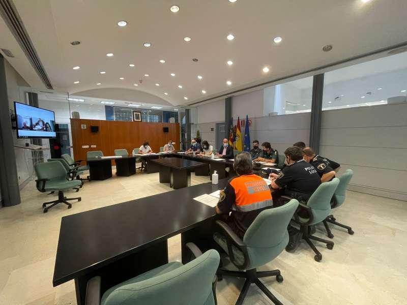 Reunión celebrada en Massamagrell