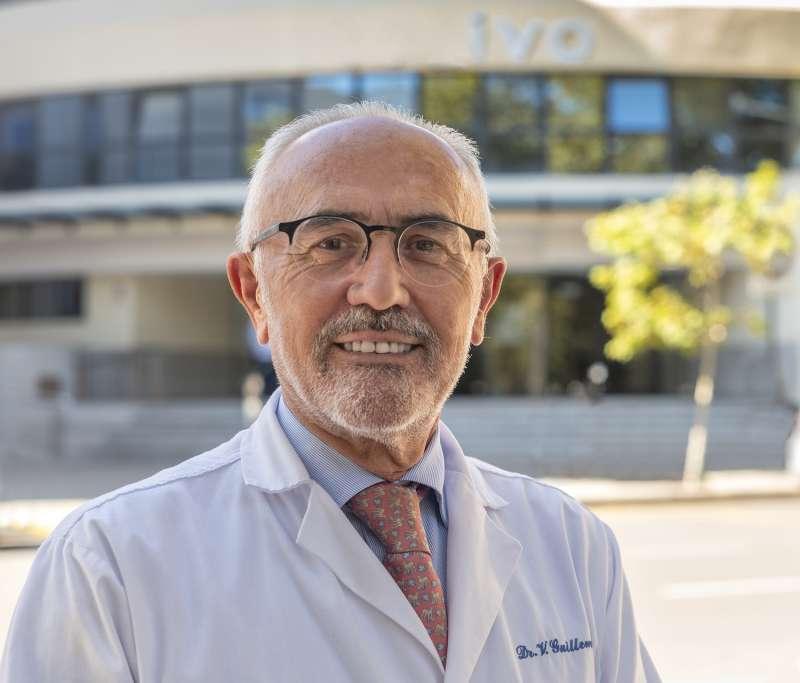 El doctor Guillem FOTO EPDA